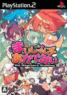 Descargar The Magicians Academy [JAP] por Torrent